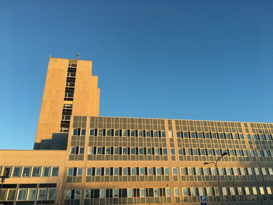 Sjukhus och vårdanläggningar